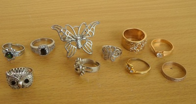 Accessories, Jewellery, Rings, Style