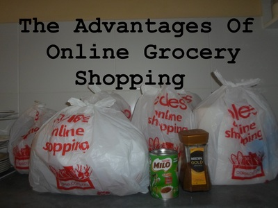 Advantages Of Online Grocery Shopping