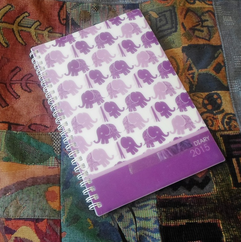 Appointments, Control, Diary, Organised  - My Diary Is Important To Me