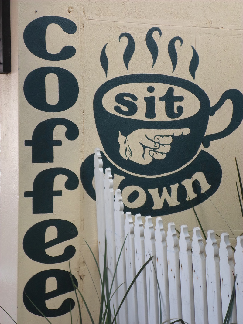 Atmosphere, Coffee, Extra, Friendly, Inspiration  - A Cup Of Coffee And Something Extra