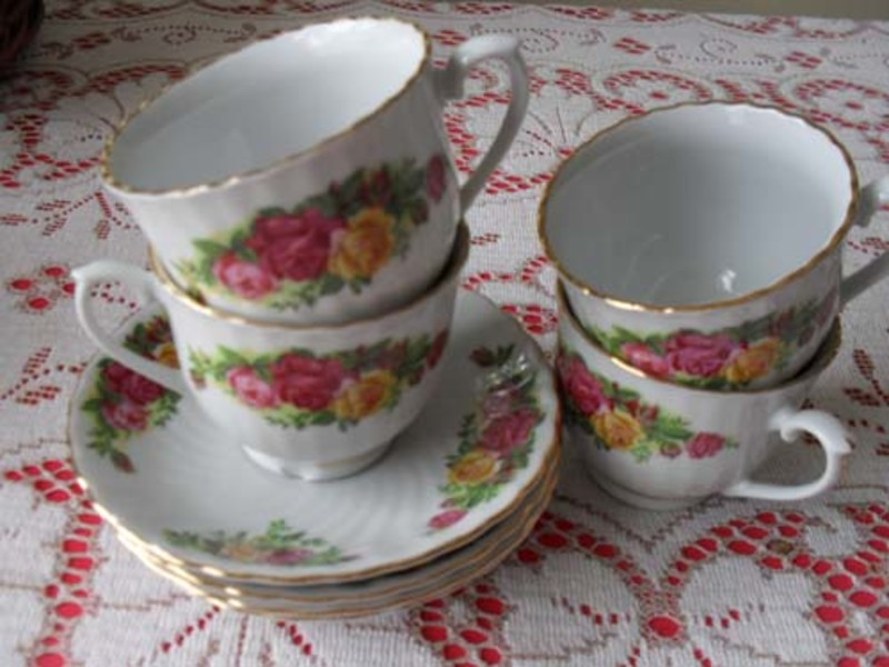 china tea cups,special