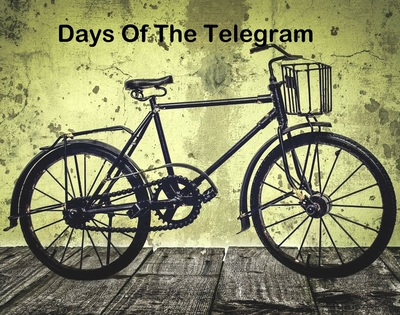 Days Of The Telegram