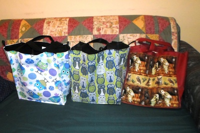 Decorative Shopping Bags