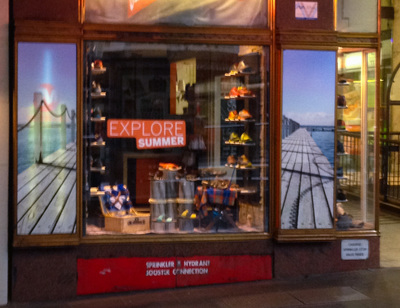 Explore summer window