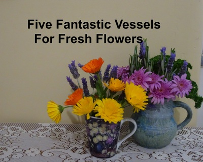 Five Fantastic Flowers For Fresh Flowers