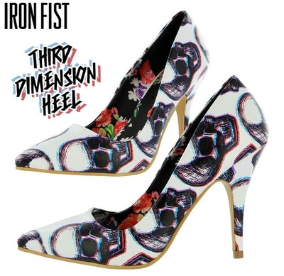 Iron Fist shoes