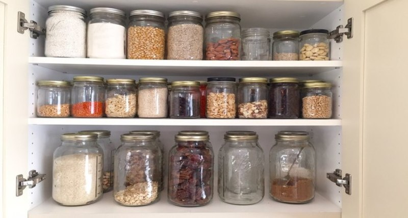 jar storage