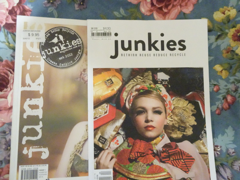 Junkies magazine
