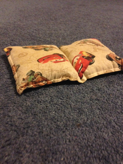 kids wheat bag