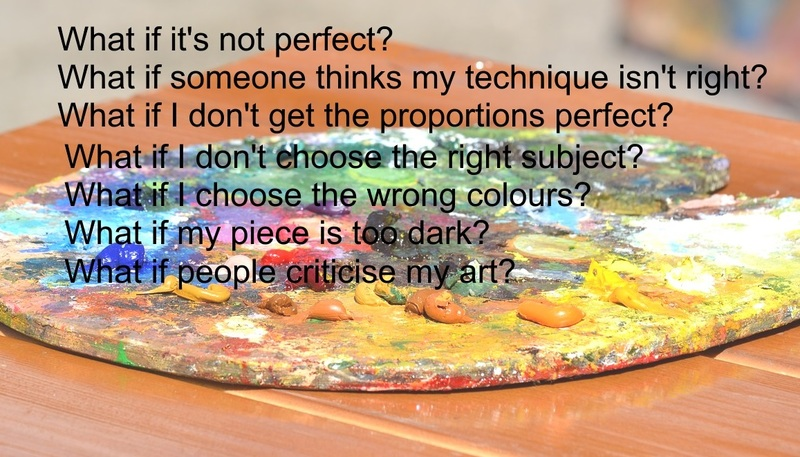 Palette  - Three Reasons To Give Up Perfectionism