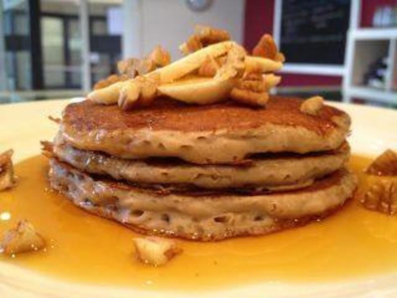 pancakes  - Rubyfruit - A Review