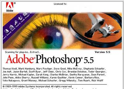 photoshop 5.5,free software,graphics software
