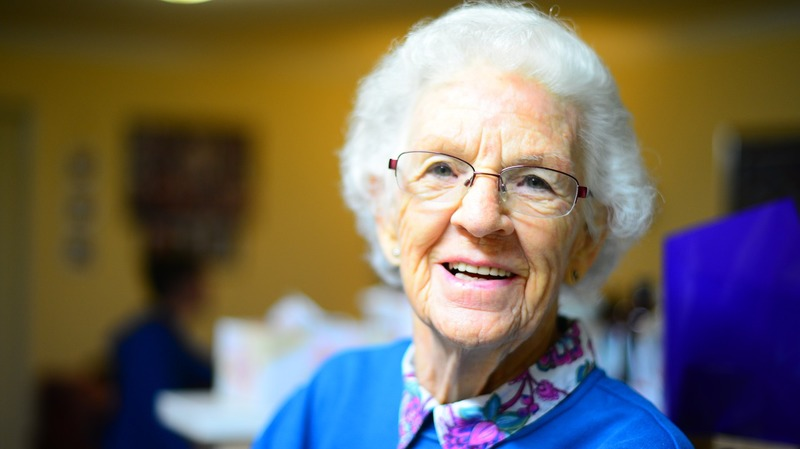 Senior woman