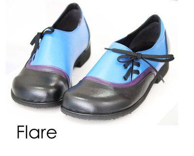 Vegan Wares Flare shoe