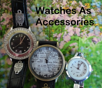 Watches As Accessories