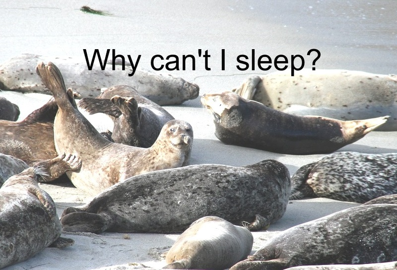 Why can't I sleep?  - Three Reasons To Give Up Perfectionism