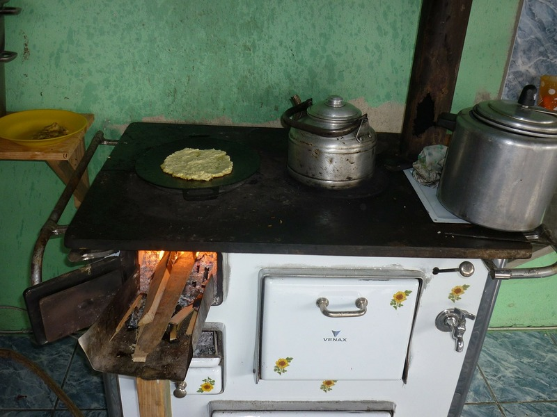 Wood stove  - Do Woman Work Less Or More Now Than Sixty Years Ago